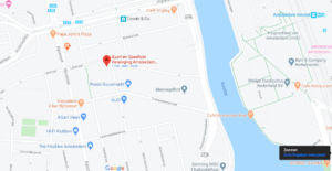 Schaakclub Amsterdam | locatie